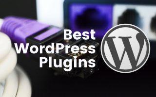 My Favorite / Best WordPress Plugins