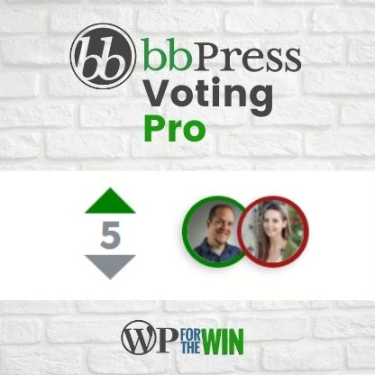bbPress Voting Pro